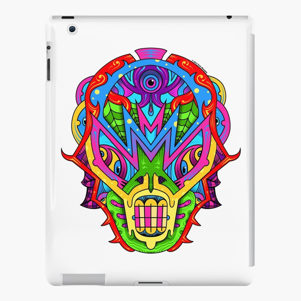 Mista Monsta! iPad Case & Skin