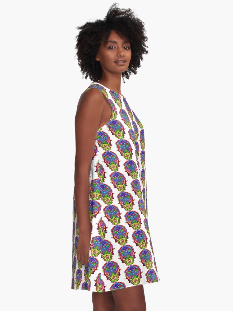 Alternate view of Mista Monsta! A-Line Dress