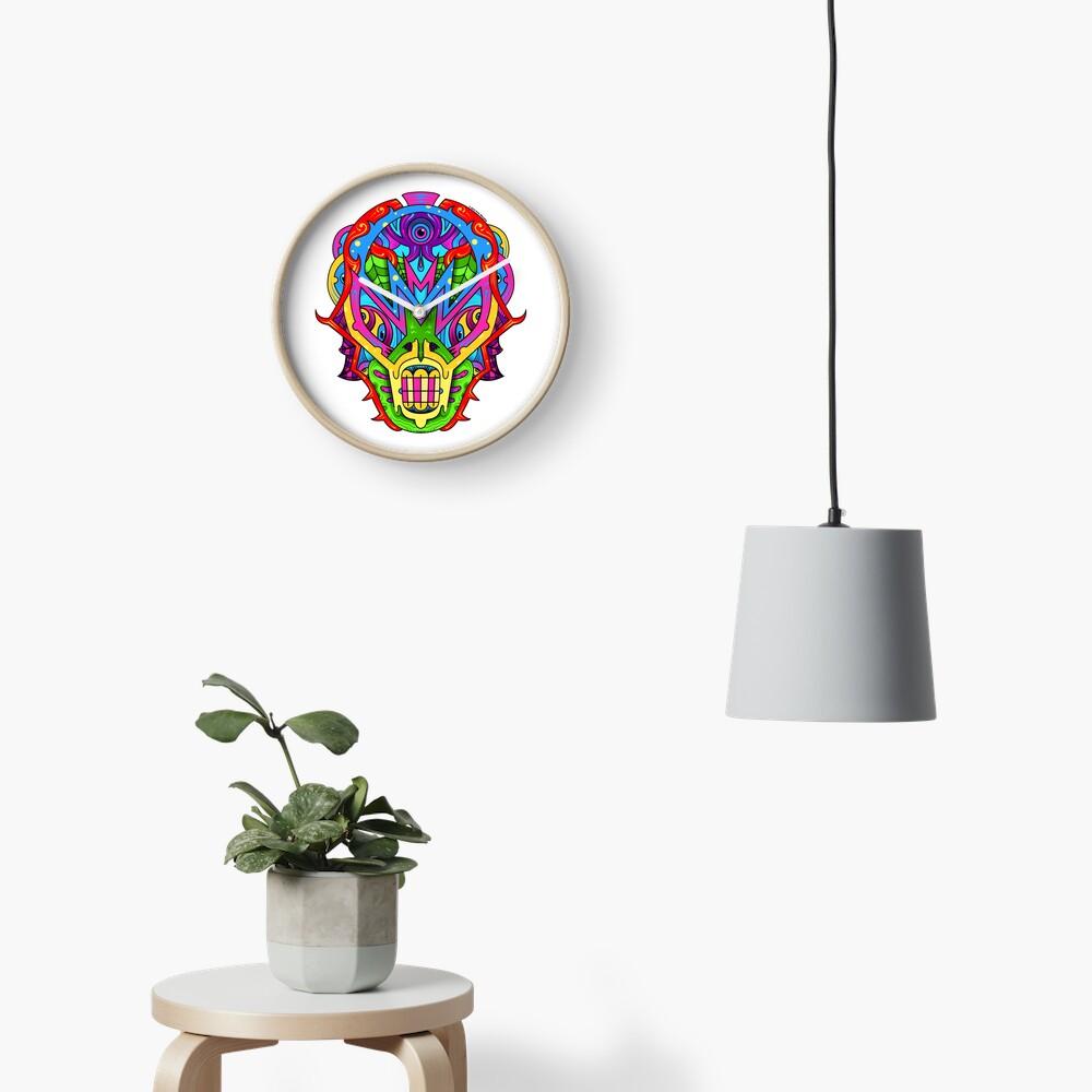 Mista Monsta! Clock
