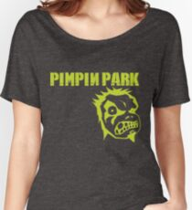 Pimpin' Park BBoy Crew Women's Relaxed Fit T-Shirt
