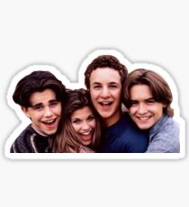 Boy Meets World Sticker