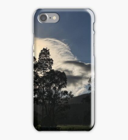 Early Morning at the Farm iPhone Case/Skin