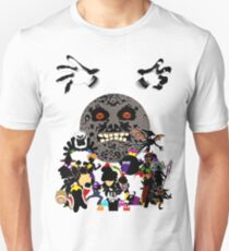 Villains of Nintendo T-Shirt