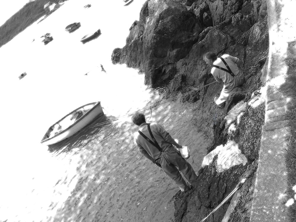 Fishermen by Ben Freer