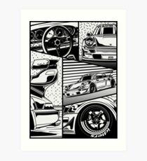 RWB 964. Details Art Print