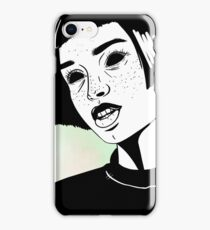 Excuse me - Popart style  iPhone Case/Skin