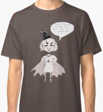 Gay Pagan Feminist Agenda Classic T-Shirt