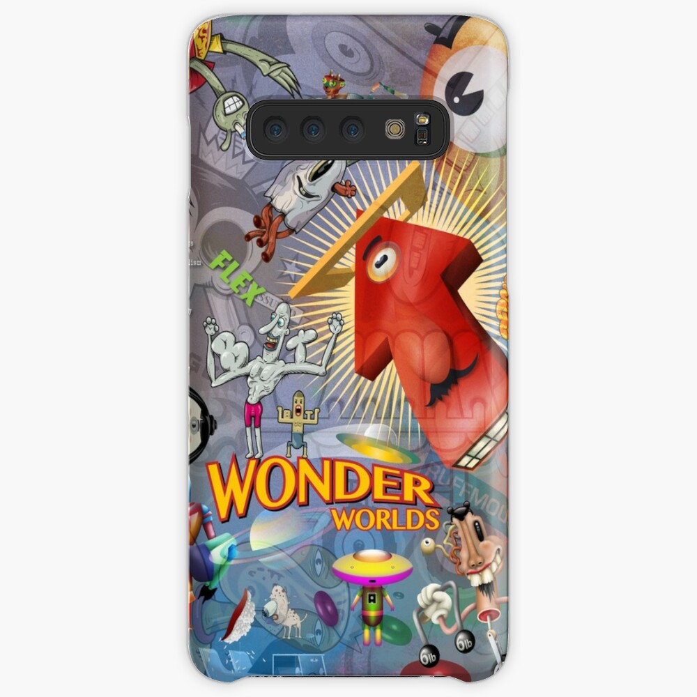 Wonder Worlds 2 Case & Skin for Samsung Galaxy
