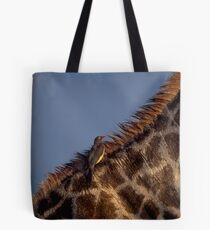Hitch hiking in the bush Tote Bag