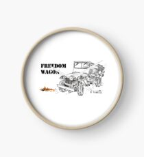 G503 jeep, the Freedom Wagon! (1) Clock
