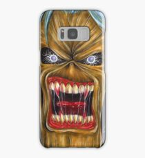Eddie The Head Samsung Galaxy Case/Skin