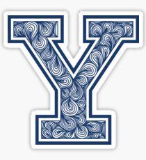 Yale University Sticker