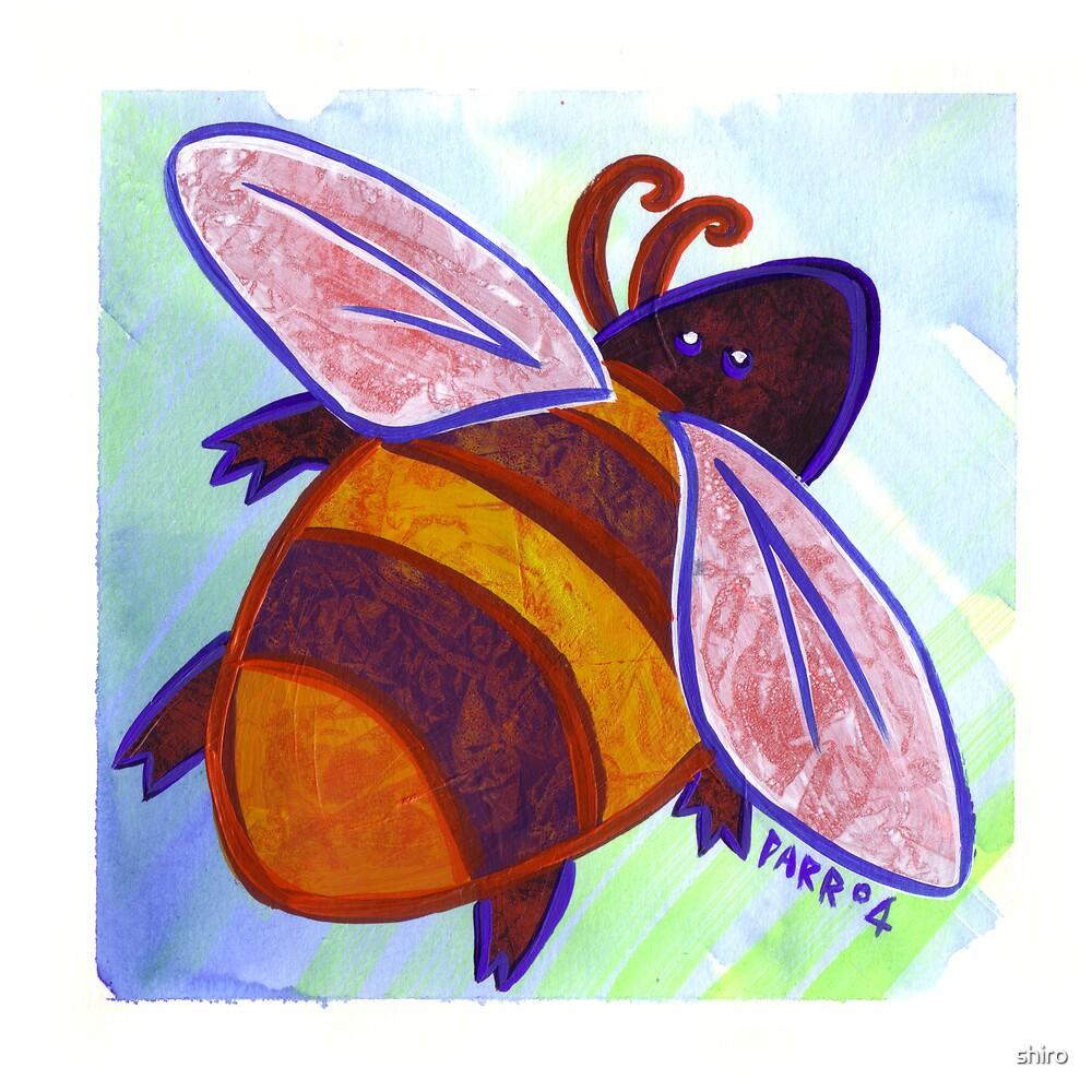 Bumblebee by shiro