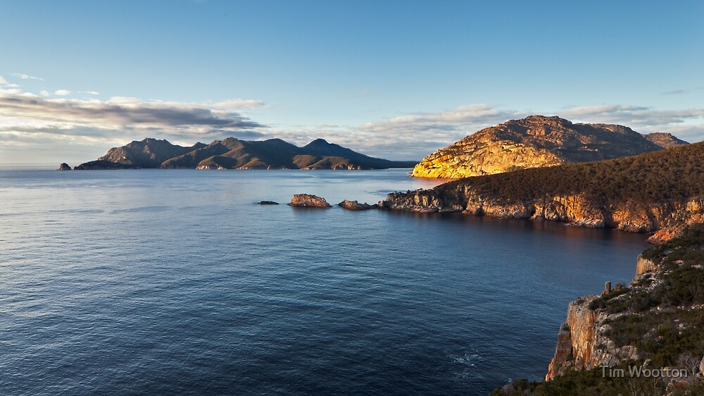 Freycinet Sunrise,Tasmania by Tim Wootton
