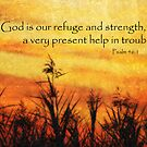 Refuge and Strength by Jonicool