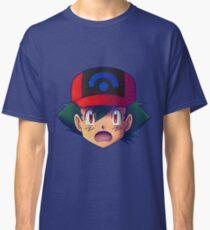 Ash Ketchum / Satoshi x7 (DP / Sinnoh version) Classic T-Shirt