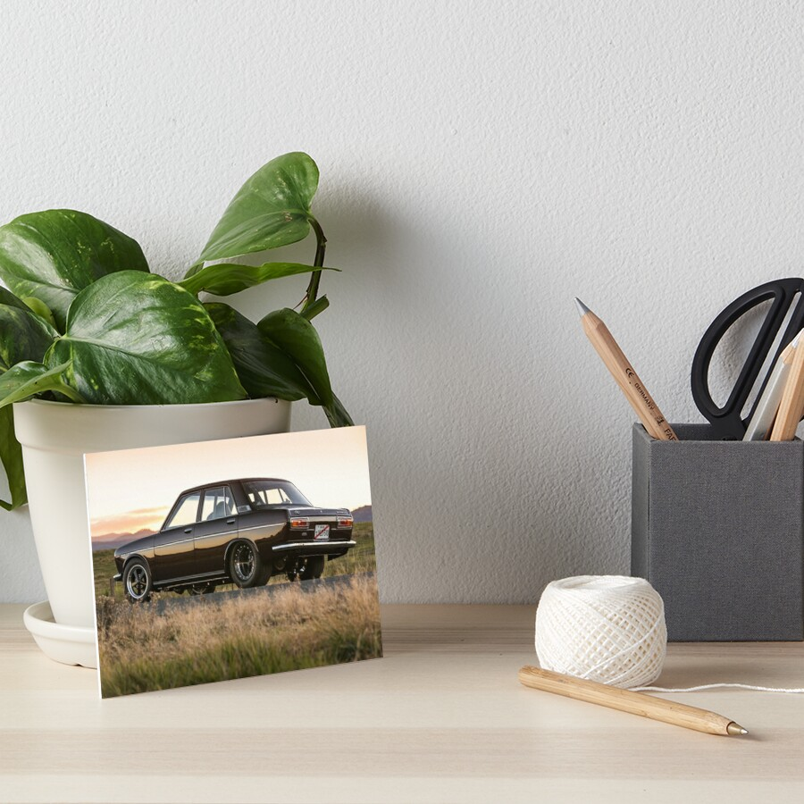 Aaron Fitzpatrick's Datsun 510 by HoskingInd