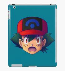 Ash Ketchum / Satoshi x7 (DP / Sinnoh version) iPad Case/Skin