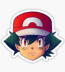 Ash Ketchum / Satoshi x7 (XY - XY&Z / Kalos version) Sticker