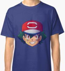 Ash Ketchum / Satoshi x7 (SM / Alola version) Classic T-Shirt