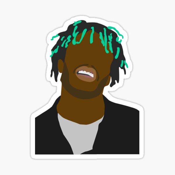 Autocollant Lil Uzi Vert Sticker
