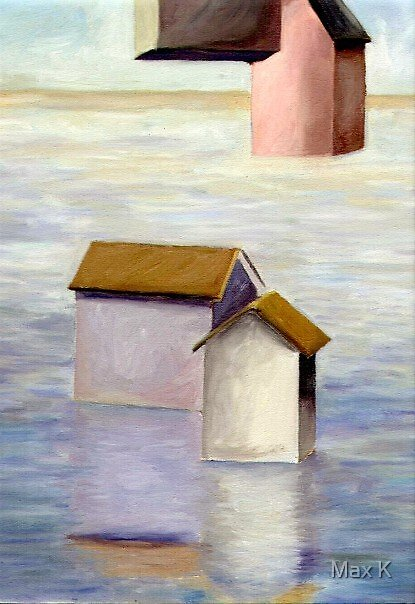 Floating Houses by Max K