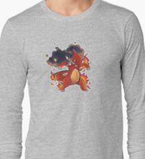 #005 Charmeleon Long Sleeve T-Shirt