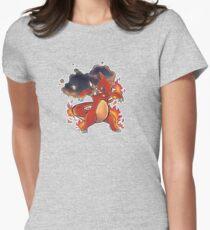 #005 Charmeleon Women's Fitted T-Shirt
