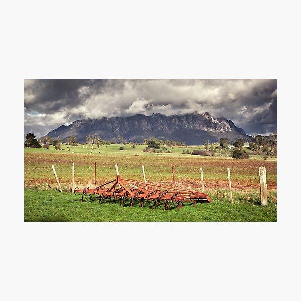 Mountain Storm Photographic Print