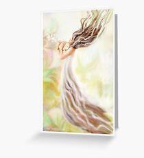 The Enchanteress  Greeting Card
