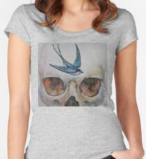 Sparrow Women's Fitted Scoop T-Shirt
