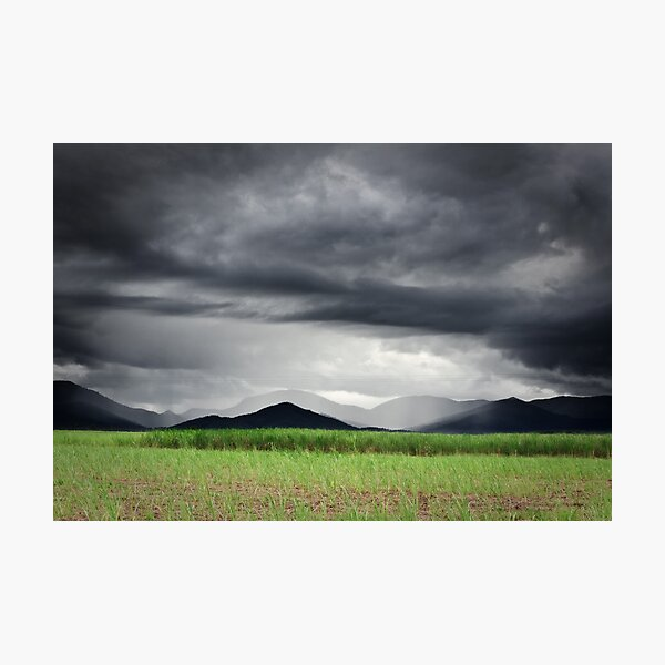 Monsoon Sky Photographic Print