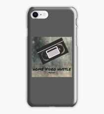 Home Video Hustle Podcast Logo iPhone Case/Skin