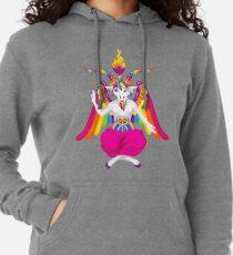 1997 Neon Rainbow Baphomet Lightweight Hoodie