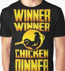 Winner Winner Chicken Dinnnnner!  Graphic T-Shirt
