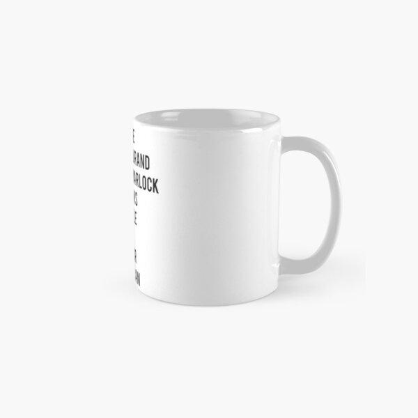 Michael Myers acrostic Classic Mug