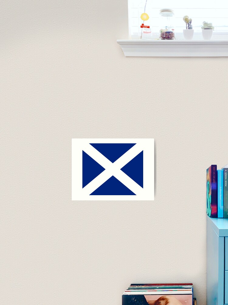 St Andrews Flag Tank Protector