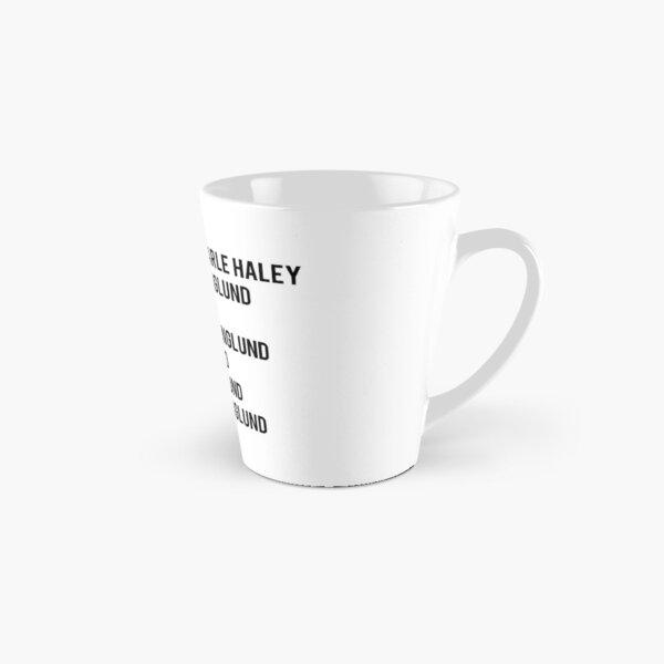 Freddy Krueger acrostic Tall Mug