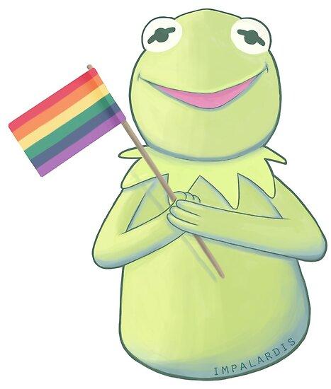 Gay Kermit by backin2009