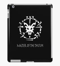 Master of the Thu'm iPad Case/Skin