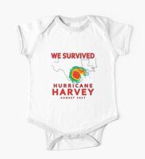 We Survived Hurricane Harvey 2017 Kids Clothes