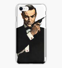 James Bond - Sean Connery iPhone Case/Skin