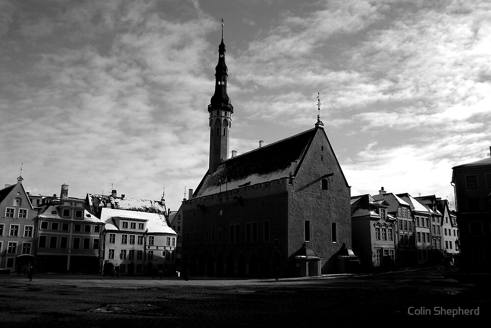 Tallin by Colin Shepherd