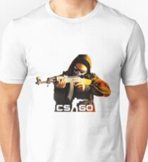 Counterstrike: Global Offensive (CSGO) Terrorists Unisex T-Shirt