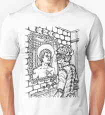 Saturated Mirror Unisex T-Shirt