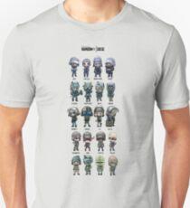 Rainbow six siege -Skins/perso T-Shirt