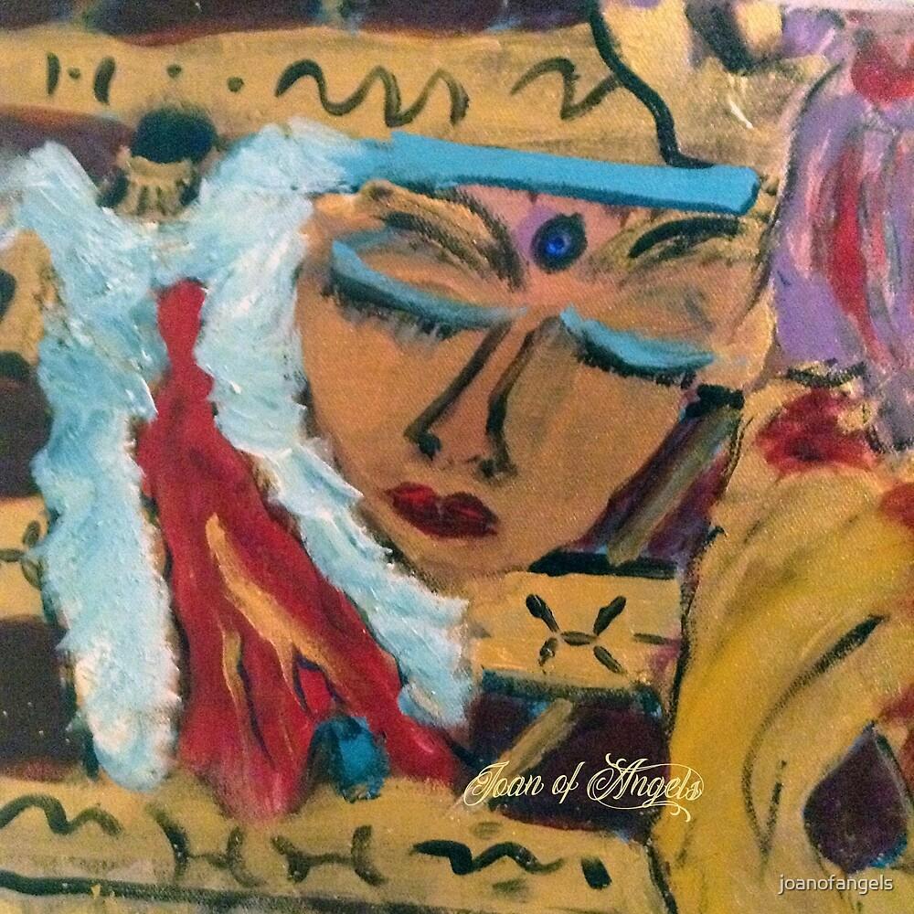 Mystical Lover by joanofangels