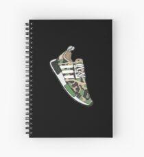 Addidas x Bape NMD Spiral Notebook