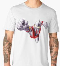 ultraman flying Men's Premium T-Shirt
