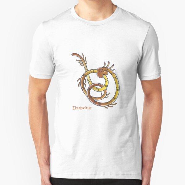Ebolavirus Slim Fit T-Shirt
